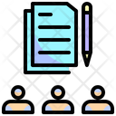 Planning Check Strategy Icon