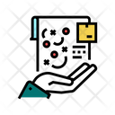 Planning Strategy Supply Icon