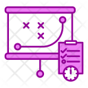 Planning Business Project Icon