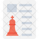 Chess Planning Strategy Icon