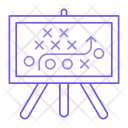 Planning Tactical Board Icon