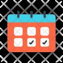 Planning Schedule Calendar Icon