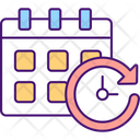Planning Contract Items Icon