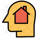 Planning For Home Property Planning Human Mind Icon