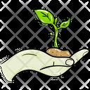 Plant Eco Ecology Icon