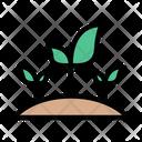Plant Soils Agriculture Icon