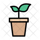 Plant Leaves Agriculture Icon