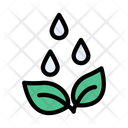 Plant Agriculture Water Icon