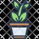 Plant Foliage Tree Icon