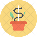Plant Growth Success Icon