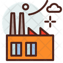 Plant Industry Factory Icon