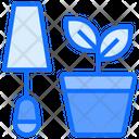 Plant Gardening Flower Icon