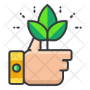 Like Plant Ecology Icon