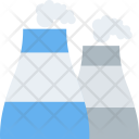 Pipes Smoke Cooking Icon