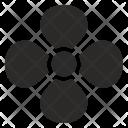 Plant Eco Flower Icon