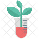 Plant Experiment Lab Icon