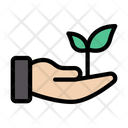 Plant Care Agriculture Icon