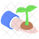 Plant Care Plant Conservation Sprout Icon