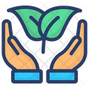 Plant Conservation Icon
