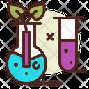 Plant Experiment Icon