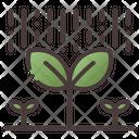 Rain Rainy Growth Icon