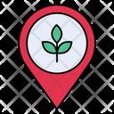 Location Plant Map Icon