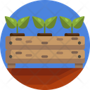 Plant Nursery Tree Nursery Icon