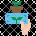 Photo Plant Pot Icon