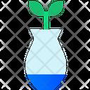 Green Pot Pot Plant Icon