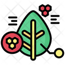 Plant Research Lab Experiment Smart Farm Icon