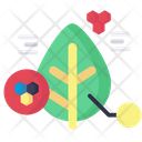 Plant Research Smart Farm Farm Icon
