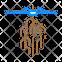 Medicinal Plant Root Icon