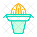 Juicer Equipment Color Icon