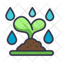 Plant Watering Icon