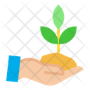 Planting Ecology Care Icon