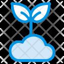 Plant Green Ecology Icon