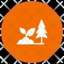 Planting Nature Garden Icon