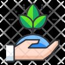 Planting Plant Care Icon