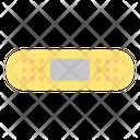 Plaster Band Aid Bandage Icon