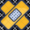 Medicine Patch Plaster Icon