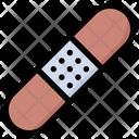 Plaster Bandage Medical Icon