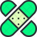 Plaster Care Patch Icon