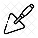 Plastering Trowel Bricklayer Icon