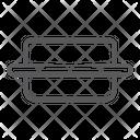 Plastering Trowel Plastering Shovel Construction Tool Icon