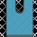 Plastic Bag Container Icon
