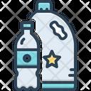 Plastic Bottle Container Icon