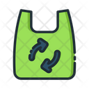 Plastic Bag Recycle Bag Bag Icon