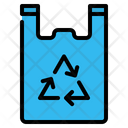 Plastic Bag Shopping Icon