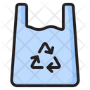 Plastic Bag Plastic Trash Icon