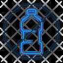 Plastic Ban No Plastic Environment Icon